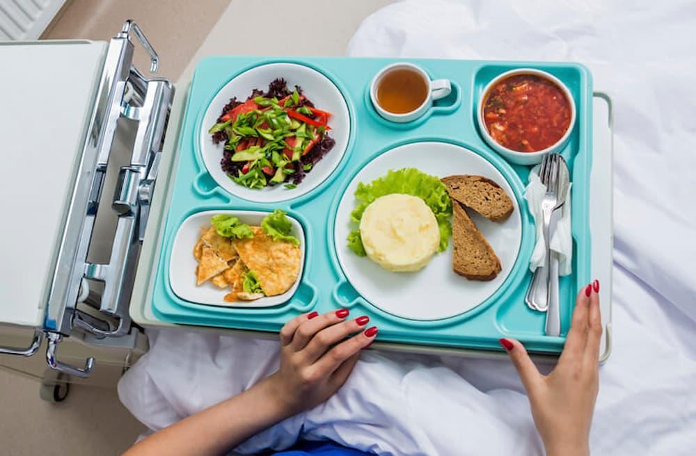 Comida hospitalar