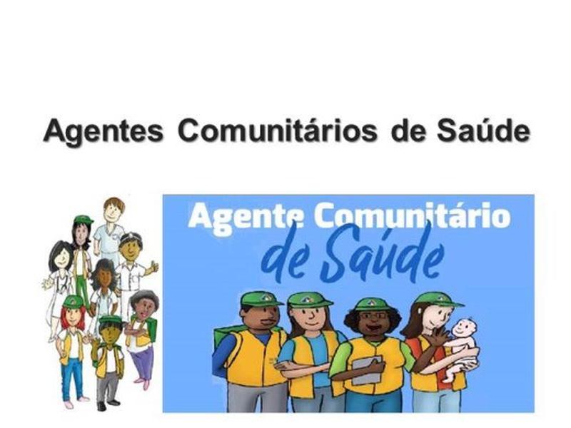 Agente de saúde comunitario