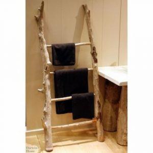 Escada perdurar toalhas